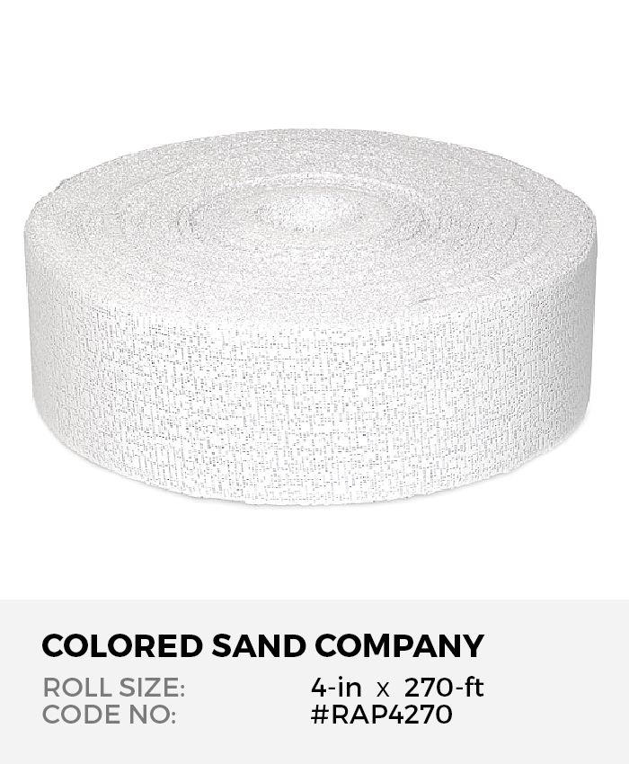 Plaster of Paris Gauze Bandage, 4-in x 270-ft Roll