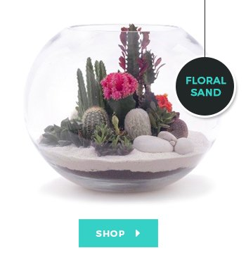 Shop our 40+ Colors of Floral Colored Sand
